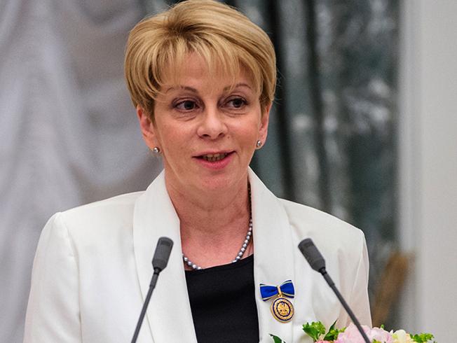 Доктор Елизавета Глинка