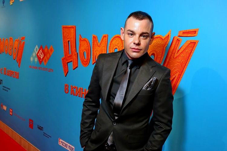 Сергей Чирков на премьере картины «Домовой»