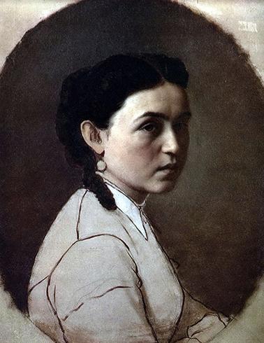 Портрет Елены Эдмондовны