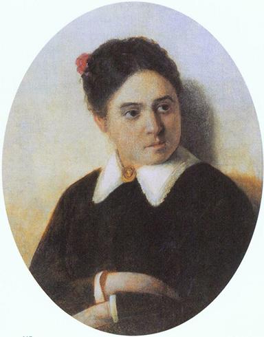 Портрет Елизаветы Егоровны