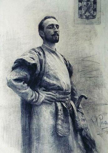 Филарет Романов в молодости