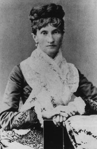 Баронесса Надежда фон Мекк
