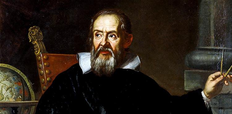 Ученый Галилео Галилей