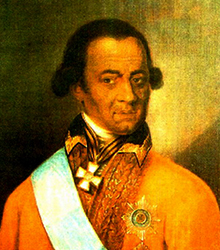 Ганнибал Абрам Петрович