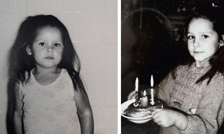Глафира в детстве