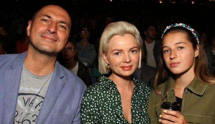 С Игорем и Ариандой