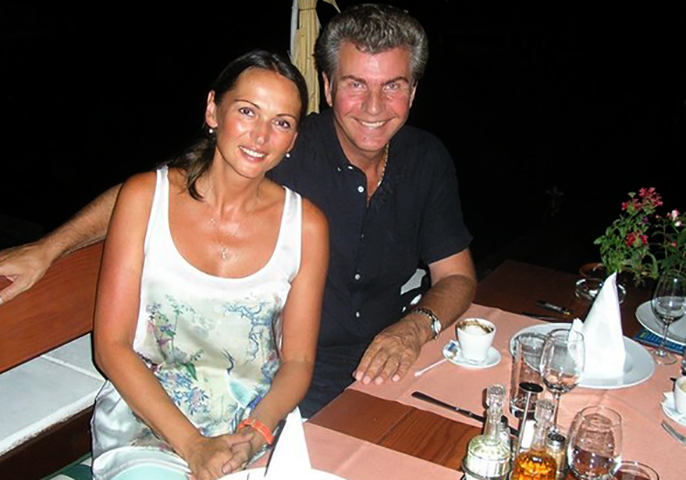 С Ириной Крапивницкой