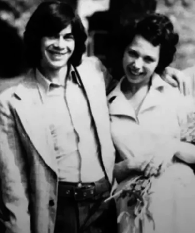 С первой женой Ириной