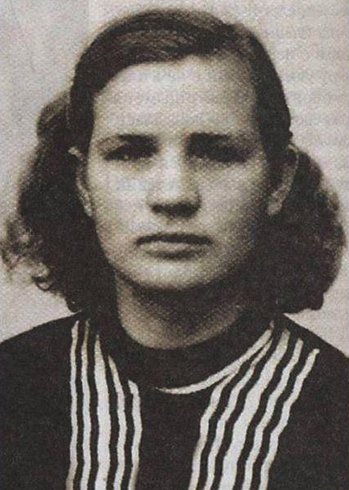 Генриетта Меньшикова