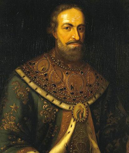 Никита Романович Захарьин