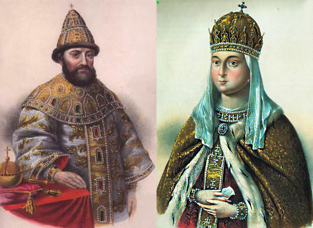 Родители — Михаил Федорович и Евдокия Лукьяновна