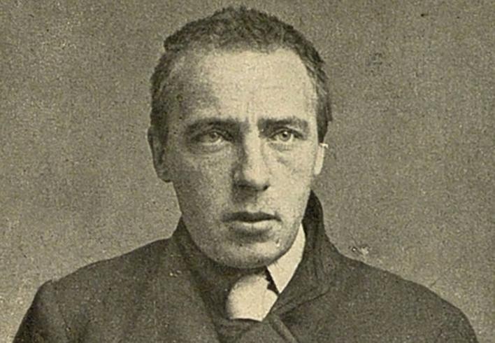 Писатель Велимир Хлебников
