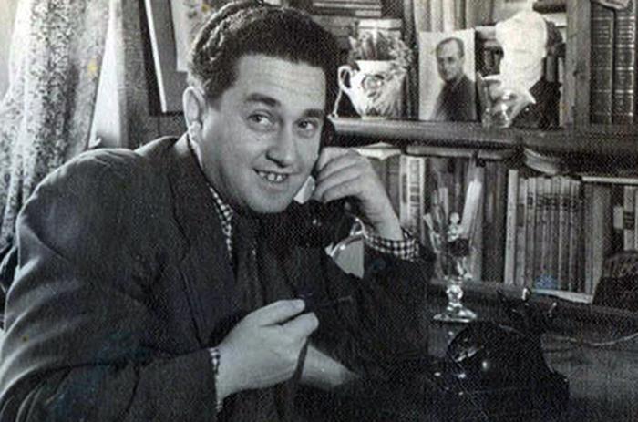 Писатель Виктор Драгунский