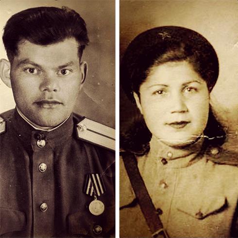 Родители Олега Газманова