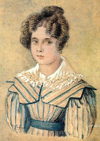 Софья Салтыкова