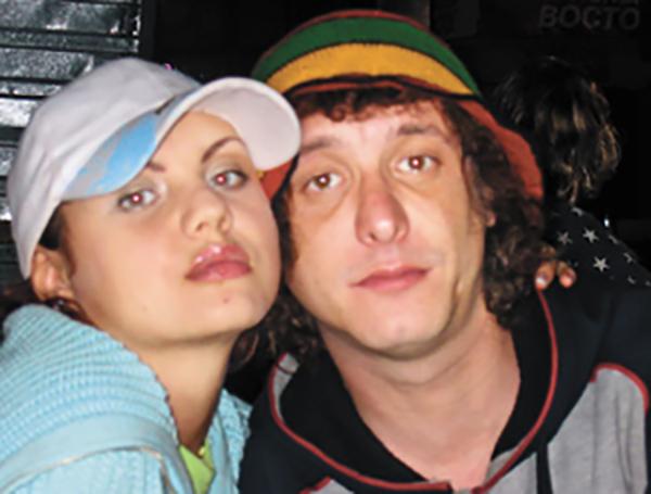 С Андреем Сорокиным