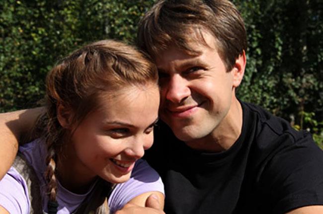 С Татьяной Арнтгольц