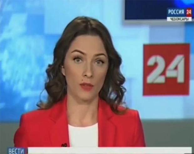 Ведущая Роза Соловьёва
