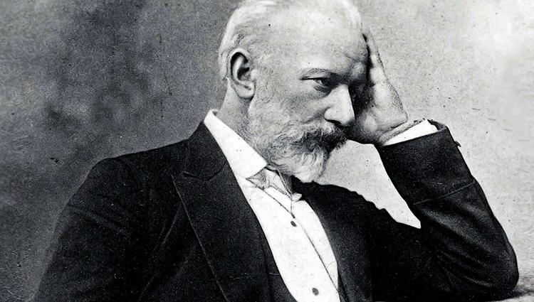 Великий композитор Петр Чайковский