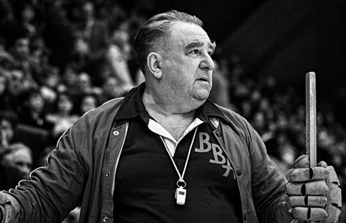 Великий тренер Анатолий Тарасов