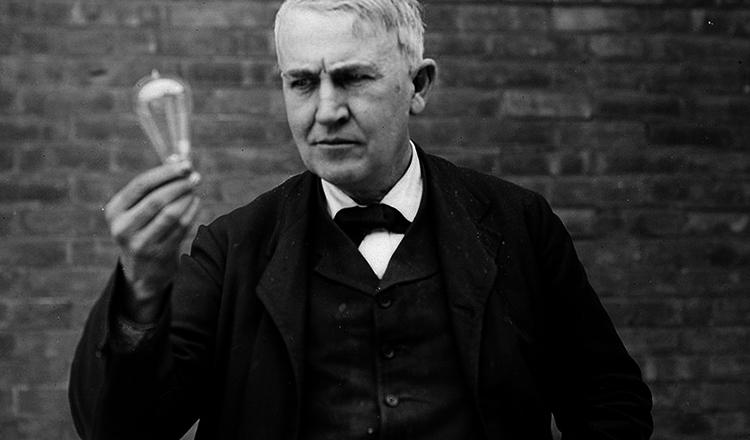 Великий Томас Эдисон