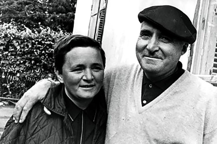 С Ларисой Жадовой