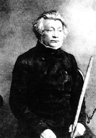 Политический деятель Адам Мицкевич