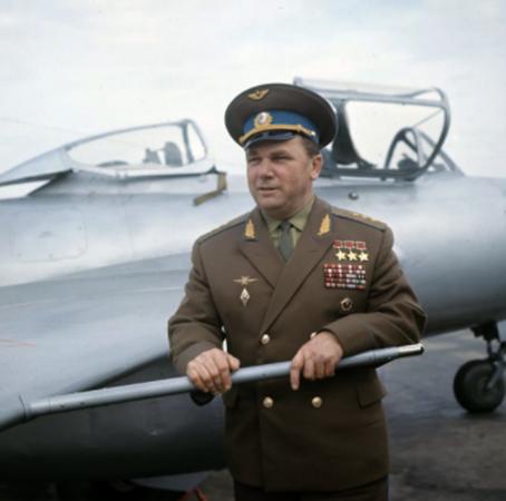 Маршал Иван Никитович Кожедуб