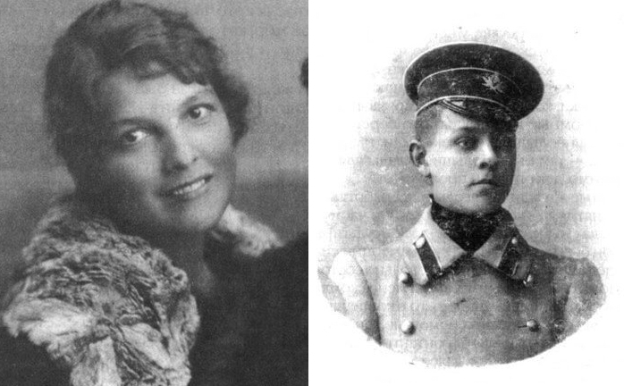 Родители – Анна Александровна и Пётр Захарович
