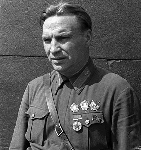 Валерий Чкалов перед смертью