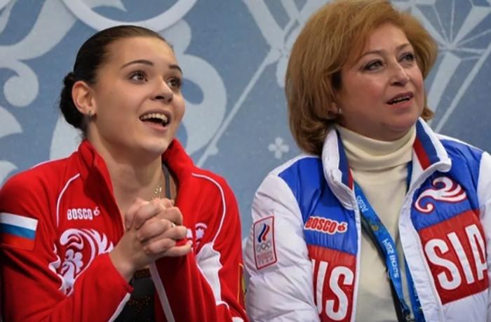 С Аделиной Сотниковой