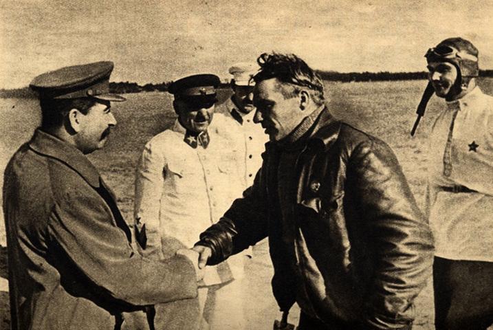 Встреча со Сталиным (10 августа 1936)