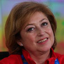 Елена Водорезова: биография и личная жизнь