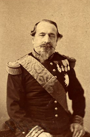 Знаменитый Наполеон III