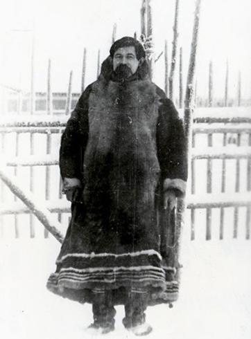 В ссылке в Архангельской губернии (1913)