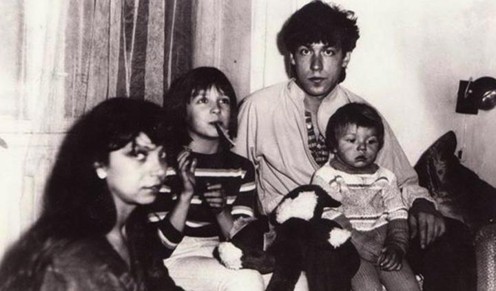 С Татьяной Артемьевой и детьми