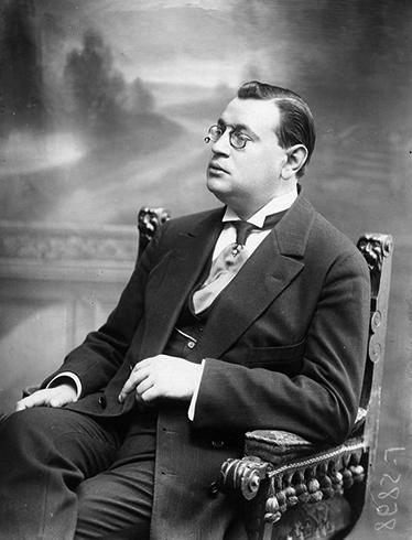 Аркадий Аверченко в 1913 г.