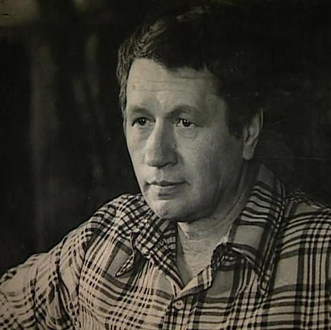 Леонид Быков (одно из последних фото)