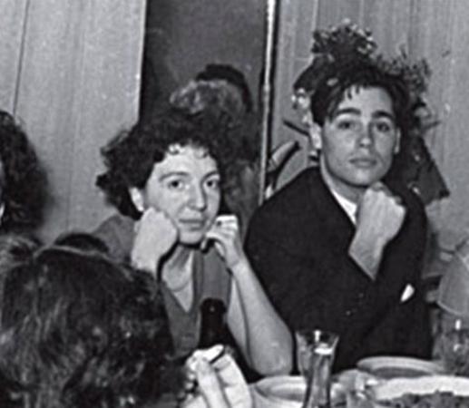С Валентиной Чемберджи