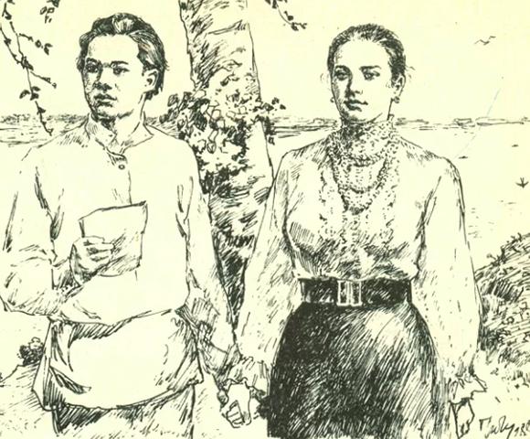 Мишши Сеспель и Анастасиея Червякова