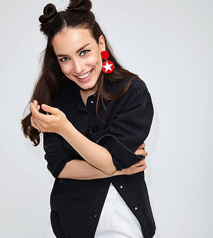 Виктория Дайнеко в 2020 г.