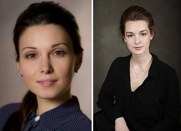 Взрослые дочери Александра и Дарья