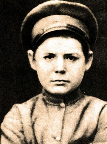 Сергей Киров в детстве