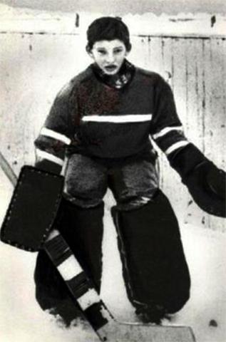 Владислав Третьяк в детстве