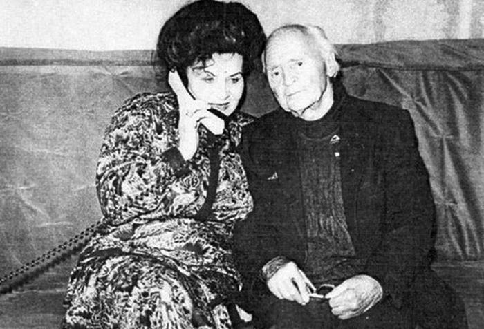 С Диной Климовой