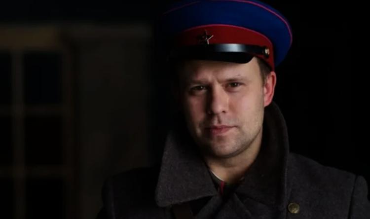 В сериале «Диверсант. Крым»