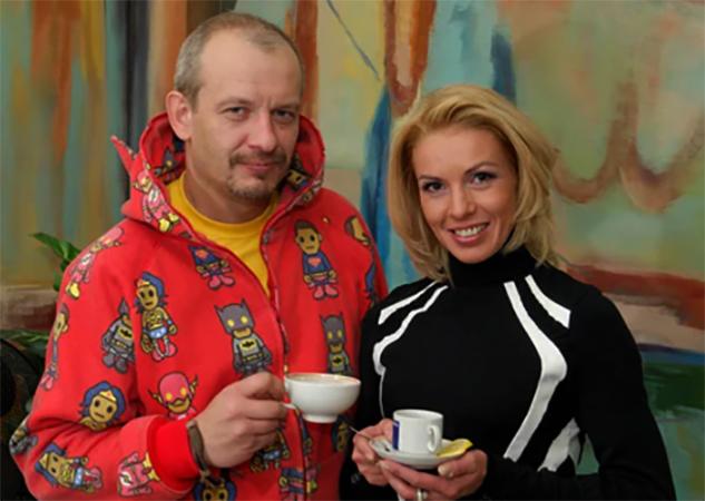С Дмитрием Марьяновым