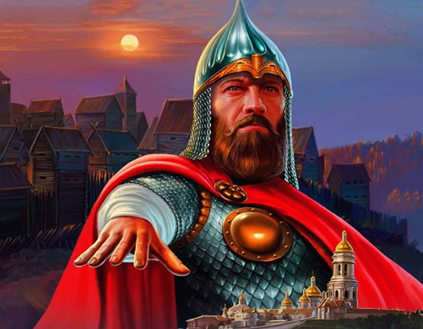 Князь Юрий Владимирович Долгорукий