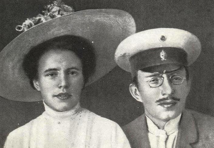С Елизаветой Григорович