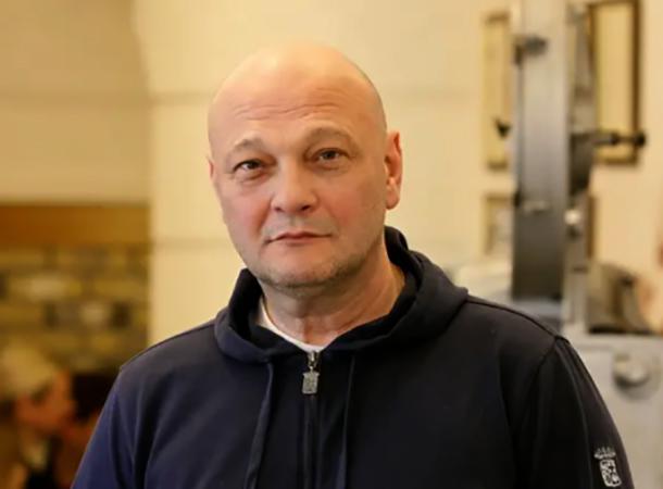 Сергей Гинзбург в наши дни